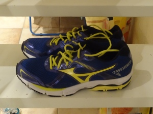 Bruker disse skoa mer nå enn tidligere i vinter. Sitter godt på foten.