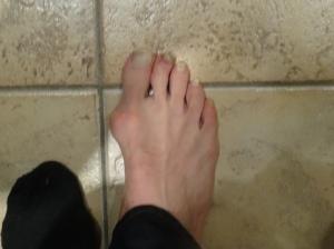 Her er noe av årsaken til at jeg ikke kan hoppe ned i hvilken som helst sko og bli der i 24 timer.